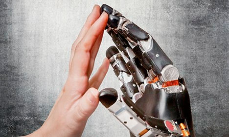 Touch Technology Prosthetics