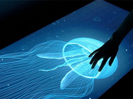 Touch Technology Ultrasound