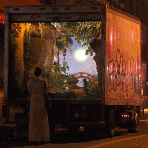 Banksy Tags Manhattan: Fresh New Graffiti Live from NYC