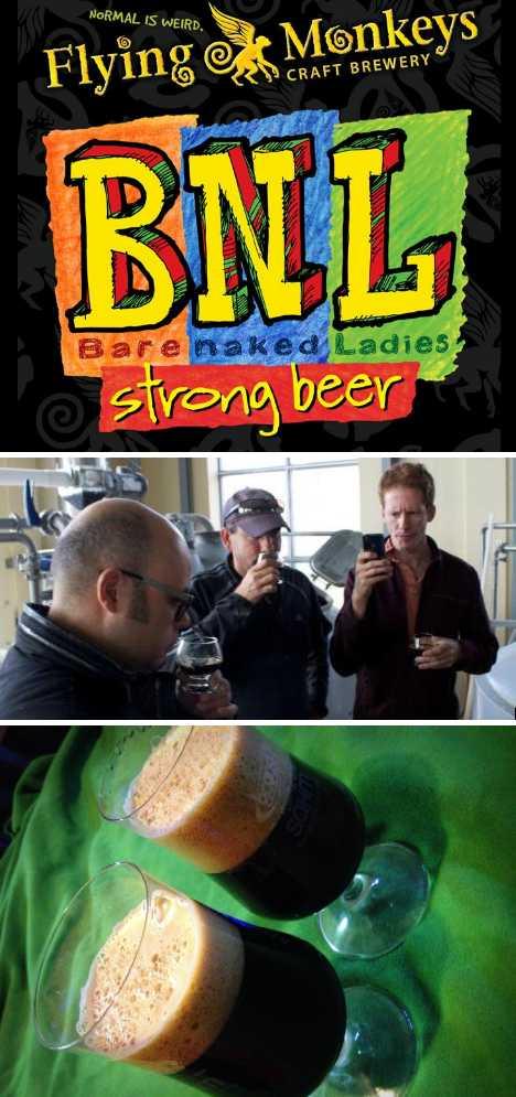 BNL Strong Beer