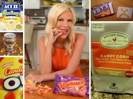 candy corn flavored foods snacks