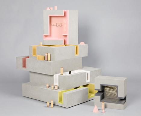 dollhouses eccentric exotic ideas