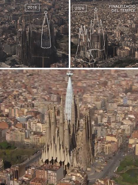 famous basilica final steps