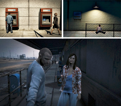 gta v street photos
