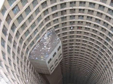ponte city apartments