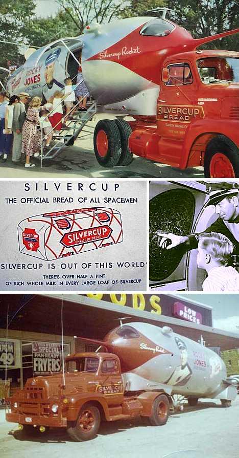 Silvercup Rocket