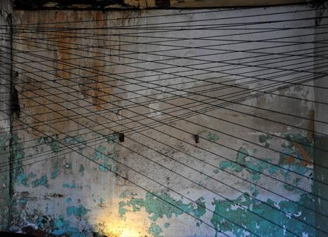 string art guide path