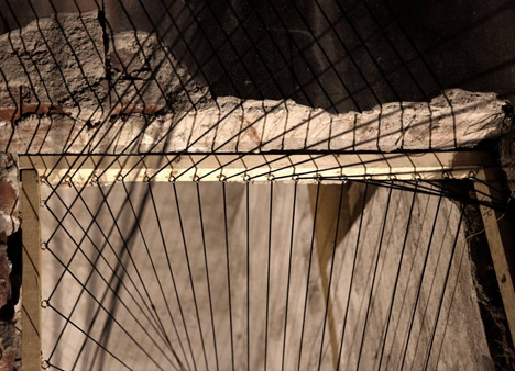 string light dark shadow