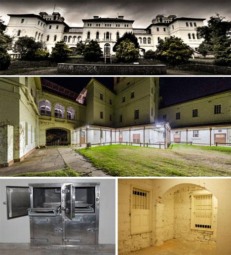Abandoned Australia Aradale Hospital 1