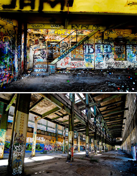 Abandoned Australia Fremantle Power Station 2
