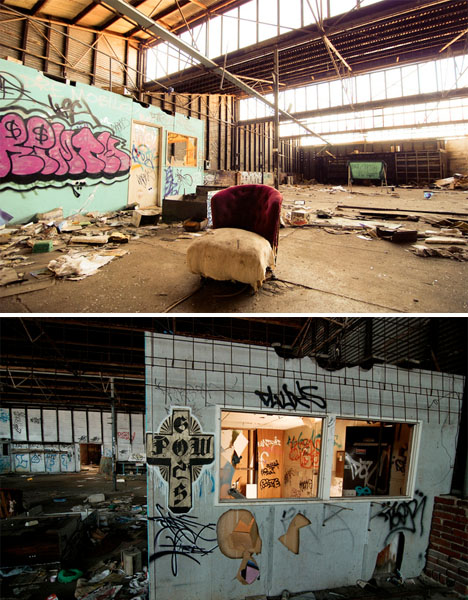 Abandoned Australia Kanga Toy Factory