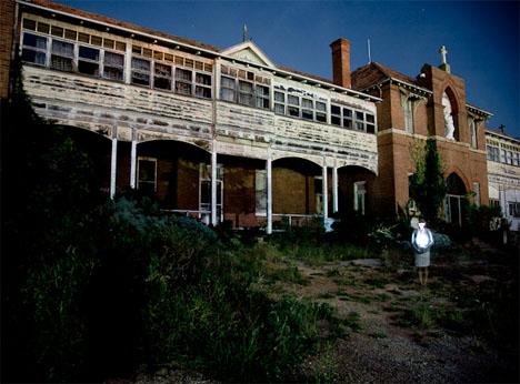Abandoned Australia St Johns 1