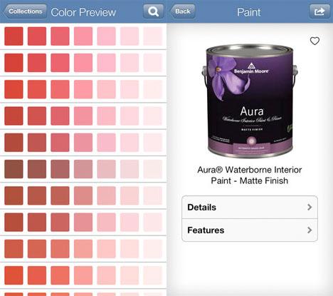 Architect Apps Color Capture