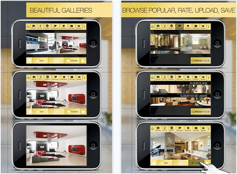 Architect Apps Dream Home. Get Inspired For Interior Design ...
