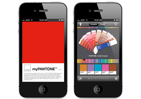Architect Apps MyPantone