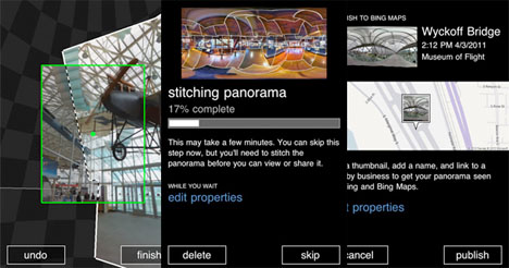 Architect Apps PhotoSynth