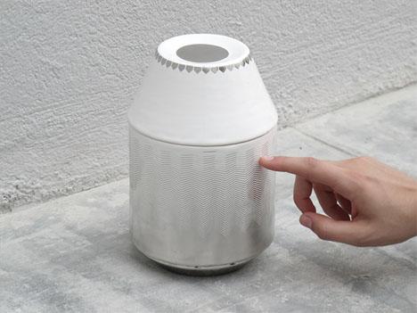 Conductive Designs Ceramic Radio