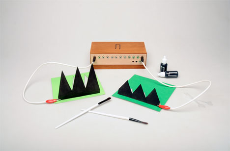 Conductive Designs MusicInk