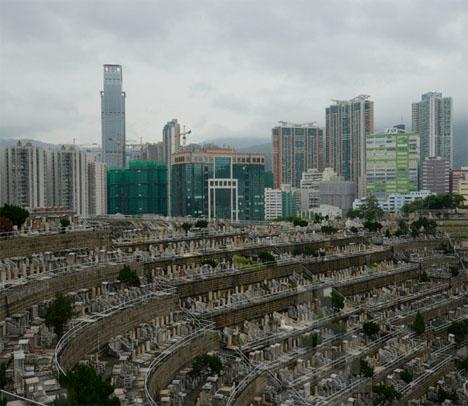 Hong Kong Hillside Cemeteries 1