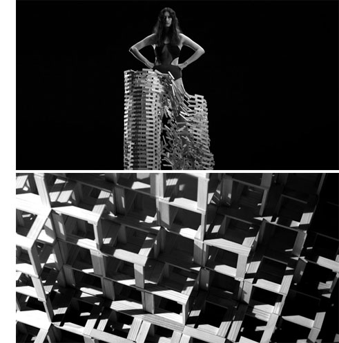 Kaplinski Fashion Architecture Film 3