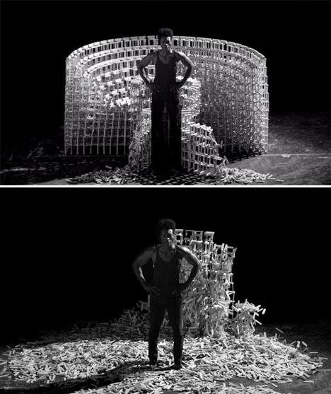 Kaplinski Fashion Architecture Film 4