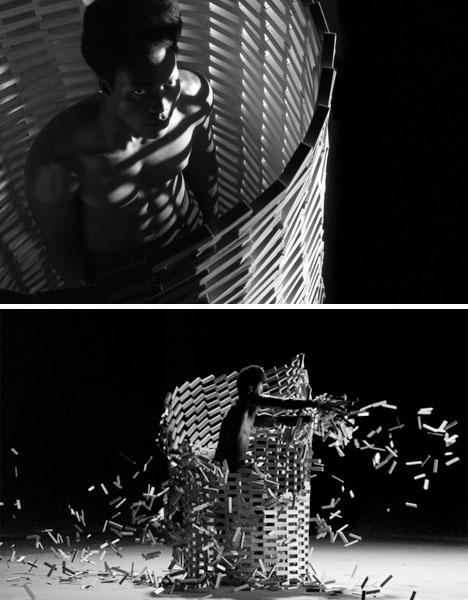 Kaplinski Fashion architecture film 5