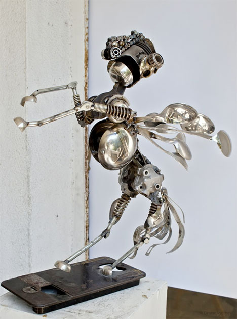 Mechanical Insects 3