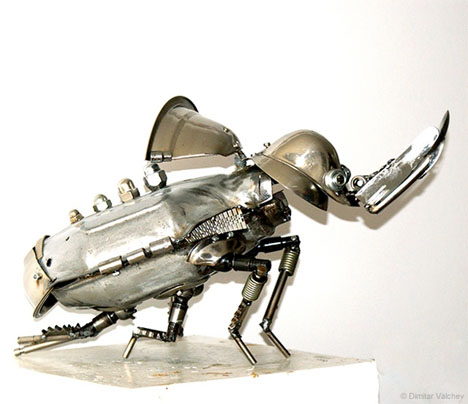 Mechanical insects 2