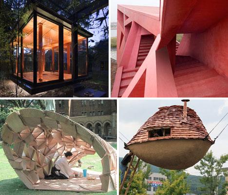 Modern Tea Houses Main