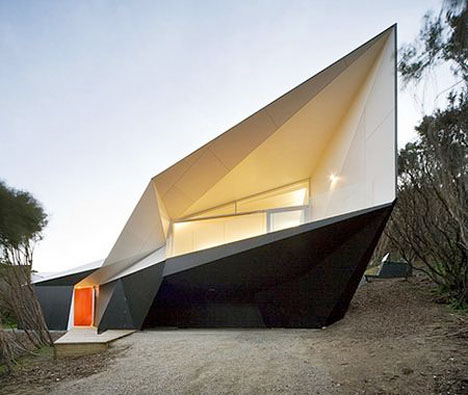Origami Inspired Architecture 14 Geometric Structures Urbanist