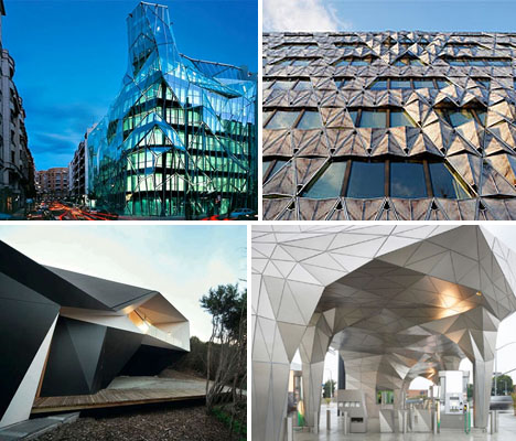Origami Architecture Main