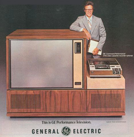 Retro Television GE Performance