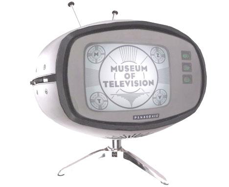 Retro Televisions Flying Saucer Eyeball