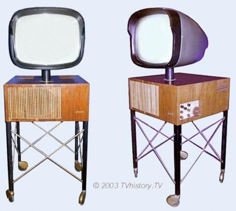 Retro Televisions Phonola