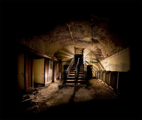 Secret Cities Abandoned Places 1