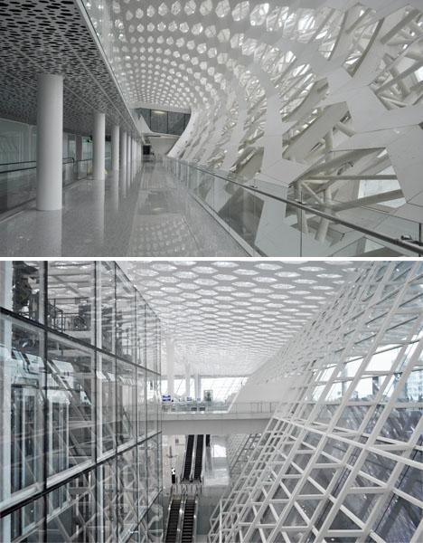 Shenzen Airport Manta Ray 4