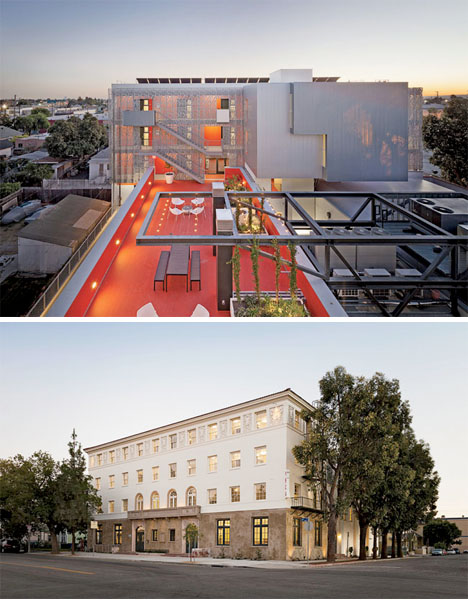 World Architecture Awards 28th Street Apartments