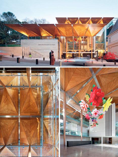 World Architecture Awards Auckland Art Gallery