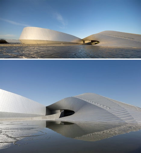 World Architecture Awards Blue Planet