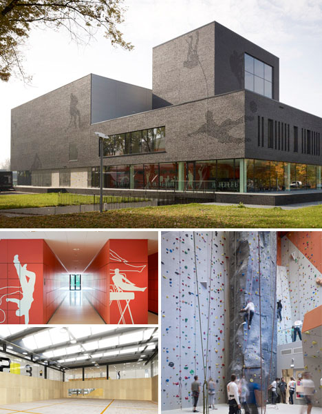World Architecture Awards Fontys Sports College