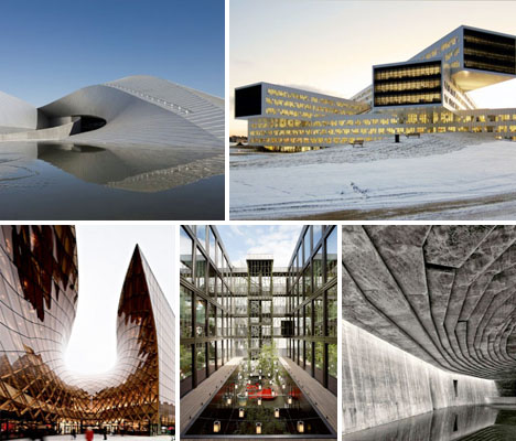World Architecture Awards Main