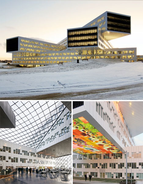World Architecture Awards Statoil