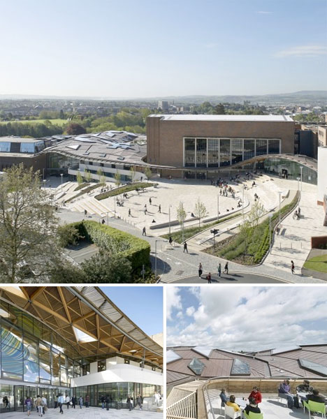 World Architecture Awards University of Exeter