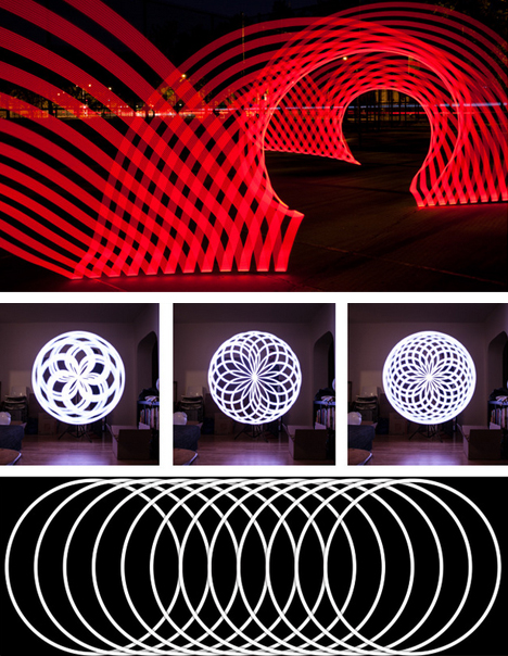 animated art patterns