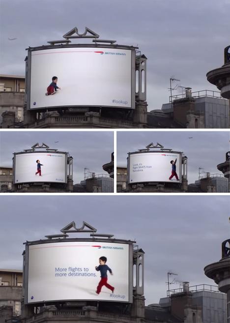 billboard guerrilla marketing campaign