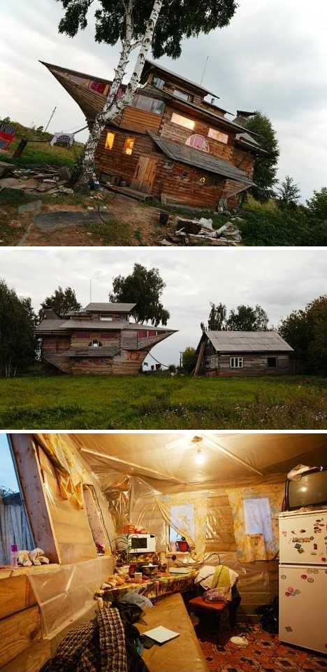 Russia ark house