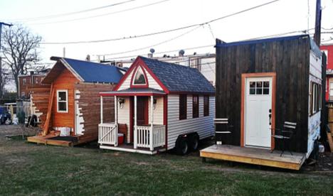 Micro Home compact but beautiful tiny houses micro homes Boneyard Studio Micro Homes