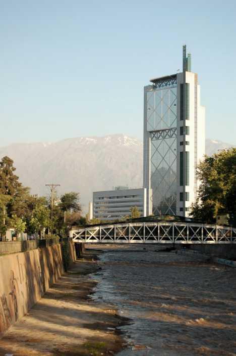 Telefónica Chile Building Santiago