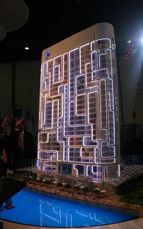 iPad Building Dubai