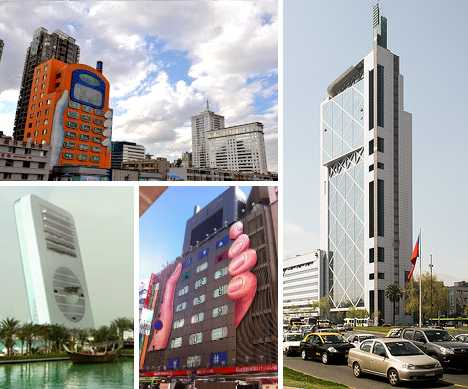 smartphone buildings